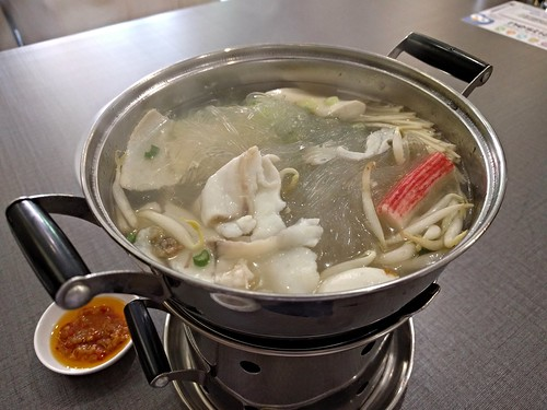 Grouper Hot Pot