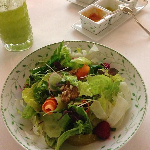 مطعم أزورو في الرياض