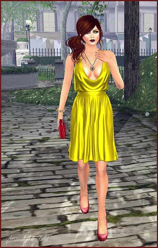 Fabulously Free in SL - Walkin' on Sunshine... | by Serena Snowfield