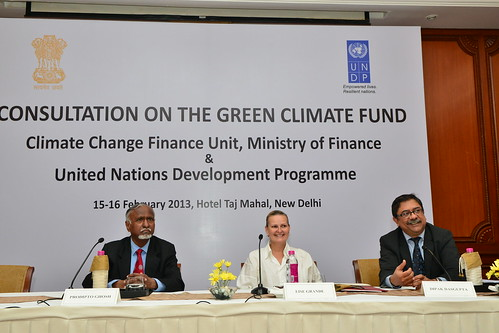 Consultation on Green Climate Fund | by UNDP in India