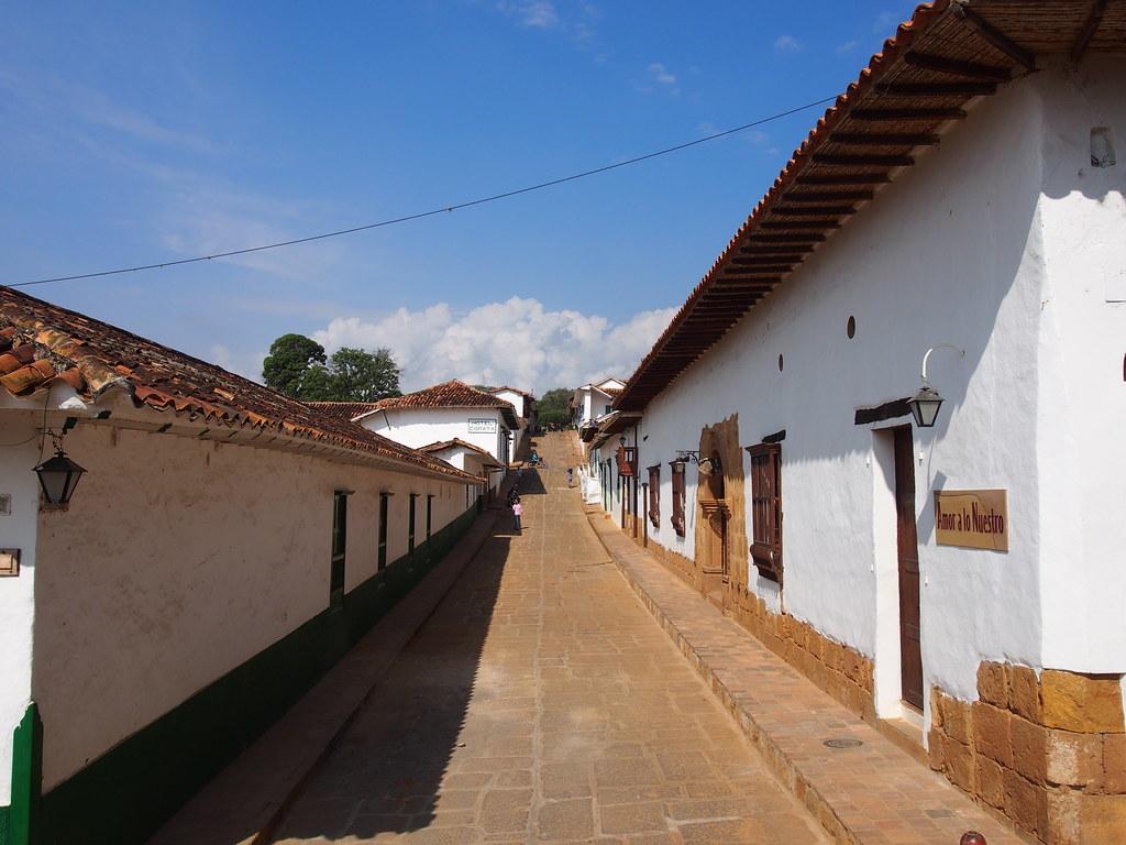Barichara. Santander. Colombia
