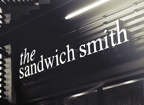 the sandwich smith ~ little tokyo, los angeles | by r.e. ~
