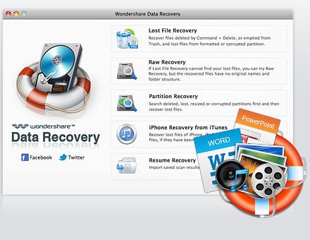 wondershare data recovery free code