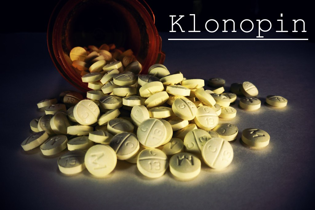 Klonopin mg available