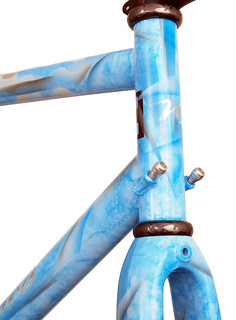 33-Series Race Ready design w/one of a kind paint job. | by waterfordbikes