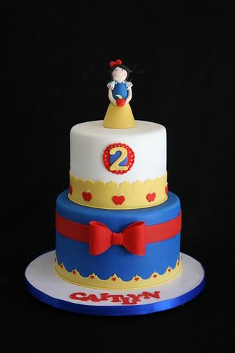 Snow White Cake Toppers For Birthdays