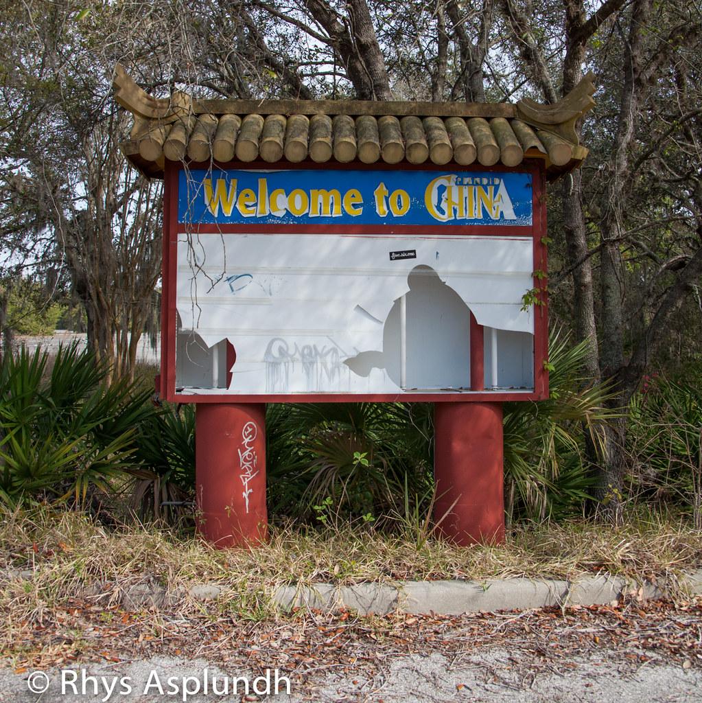 Splendid China: Abandoned Theme Park In Orlando, Florida