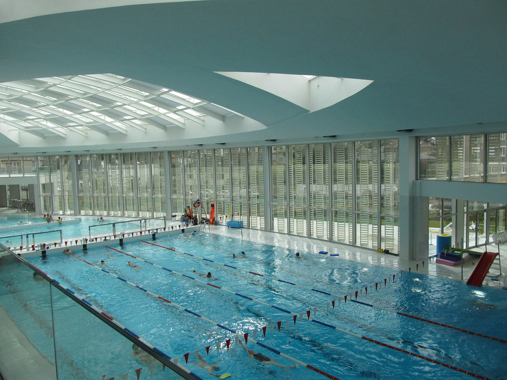 La visite d 39 une piscine tout gaz vincennes mars 2013 for Piscine vincennes