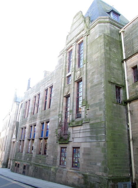 Dunfermline Carnegie Library Extension