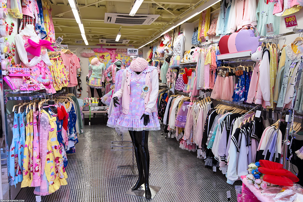 Japanese clothing stores in dallas