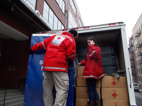 Greater NY Prepares for Winter Storm | by American Red Cross