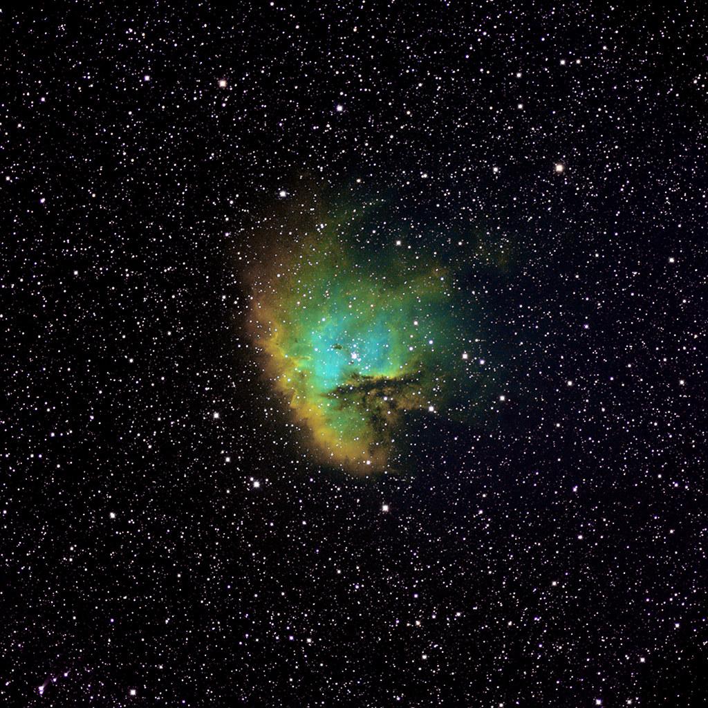 pacman nebula - photo #31