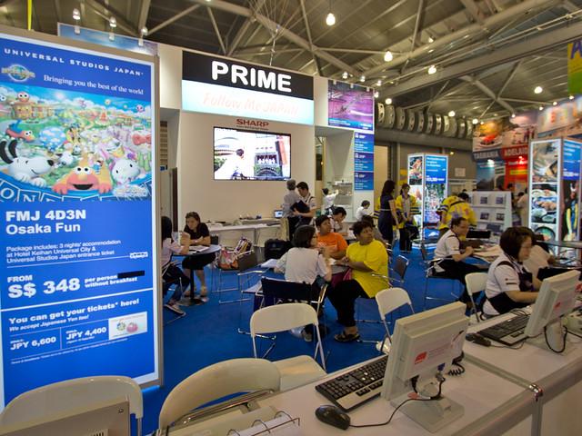 Travel Expo Feb