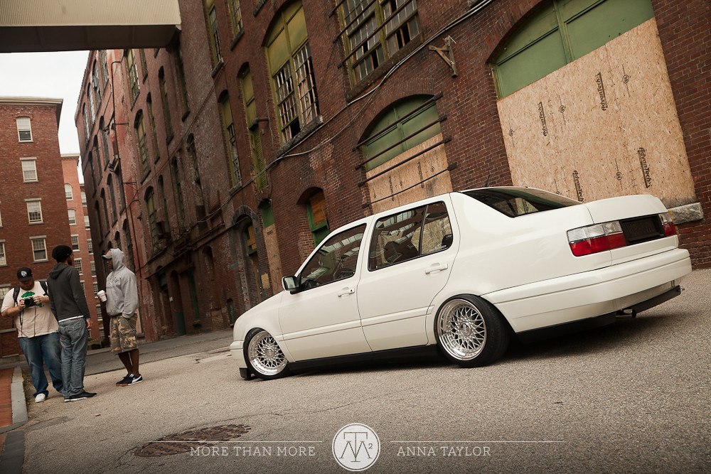 Mk3 VW Jetta On 15 BBS RS Anna Taylor 7078 In 2012 M Flickr