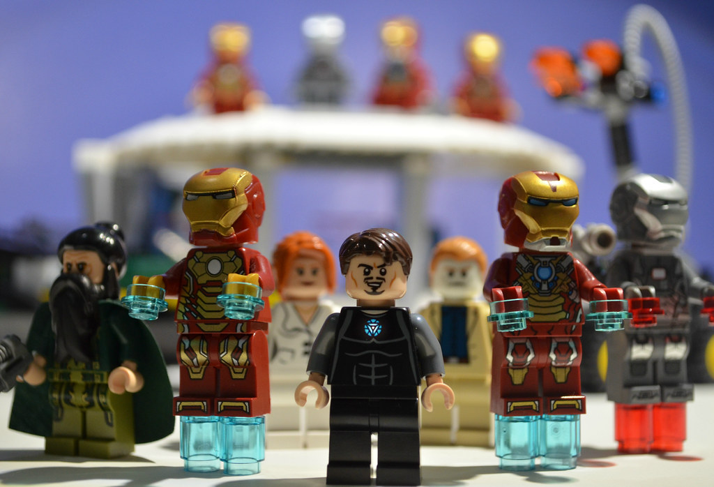 Lego iron man 3 reviews are here a little more than a - Lego iron man 3 ...