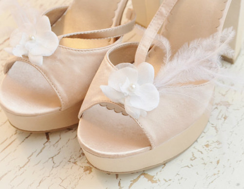 Etsy Shoe Clips Wedding