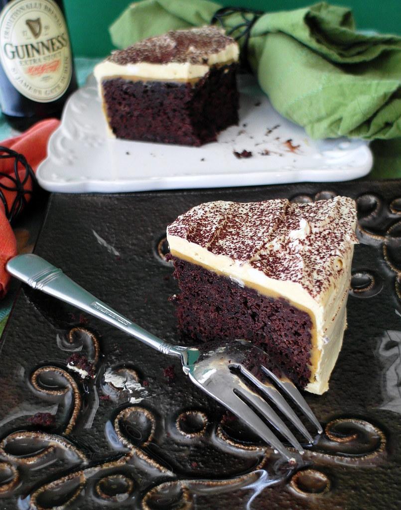 Stout Chocolate Cake Bon Appetit