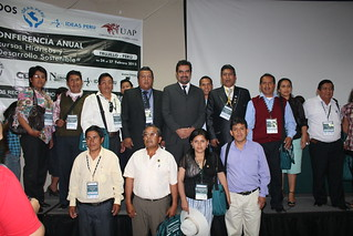 II CONFERENCIA ANUAL - TRUJILLO PERU 2013