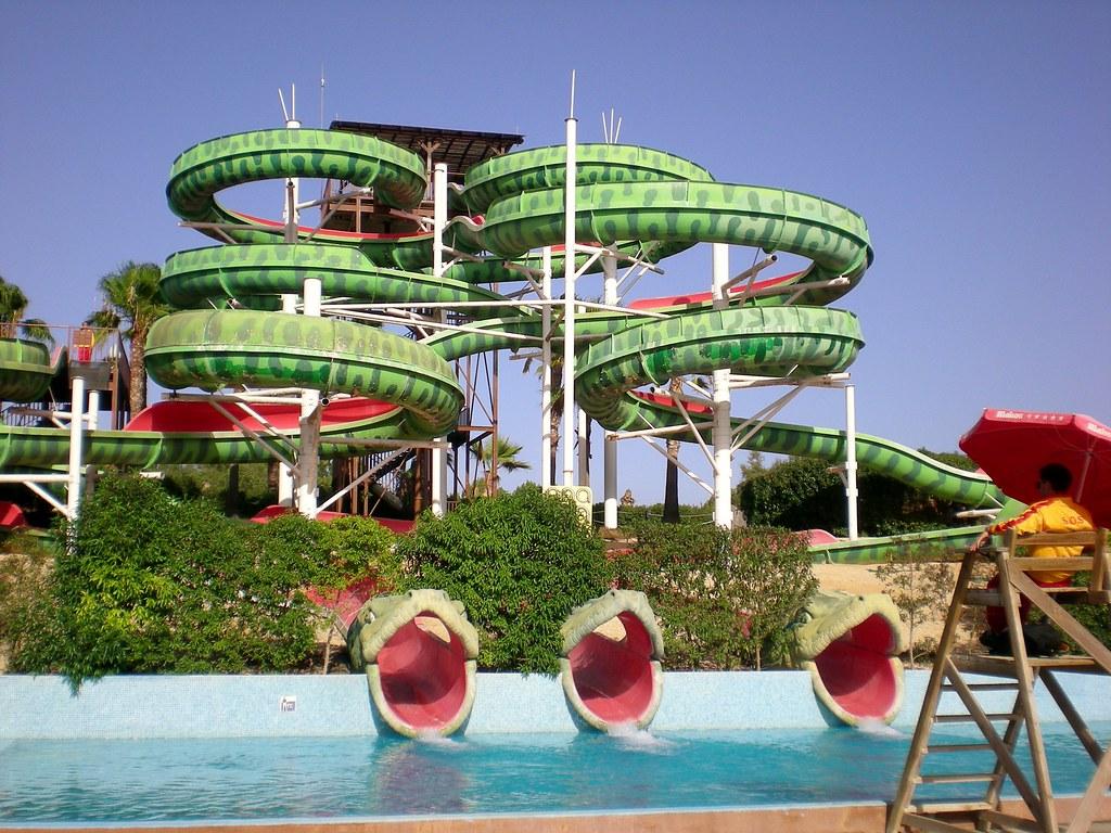 Water Park In Hotel Niagara Falls