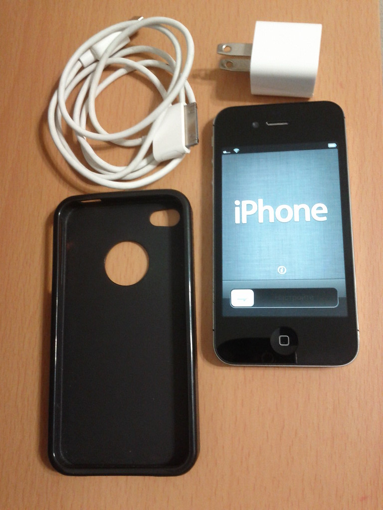 For sale: iPhone 4 | lawrence craigslist org/mob/3719309367