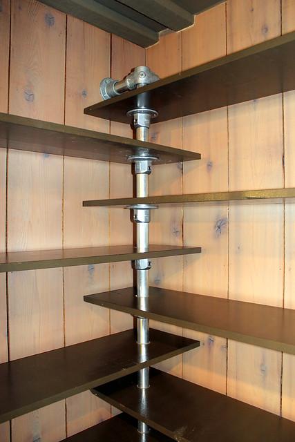 wall mounted corner shelf flickr photo sharing. Black Bedroom Furniture Sets. Home Design Ideas