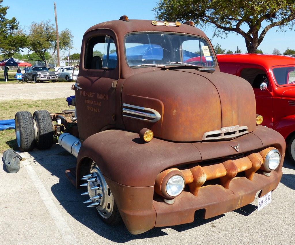 1951 ford COE | ricky espinoza, laredo tx. | bballchico ...