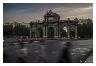 Puerta de alcal madrid roberto herrero flickr - Roberto herrero ...