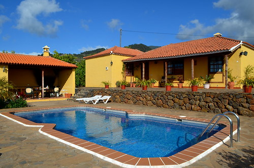 Self catering cottage, La Palma