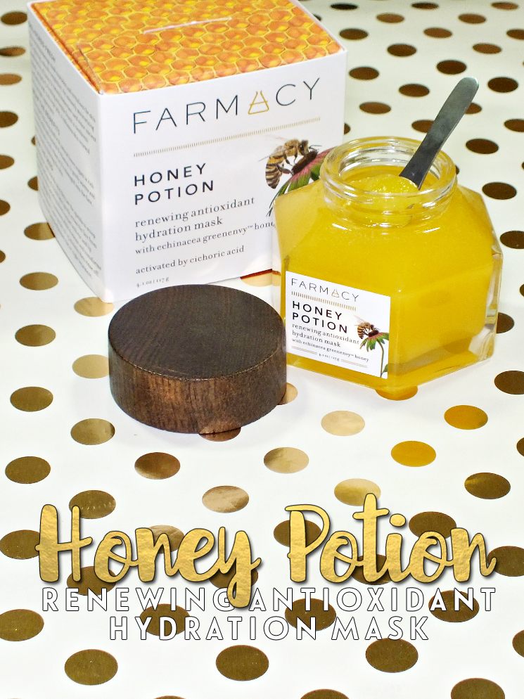 Farmacy Honey Potion Hydrating Mask (1)