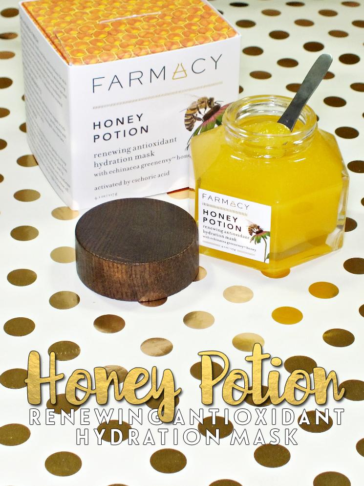 Farmacy Honey Potion Hydrating Mask (1)
