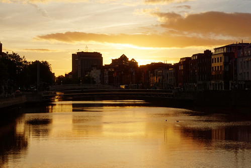 Sunrise, Dublin