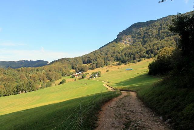 Mont Joigny et Entremonts 31 août 2016