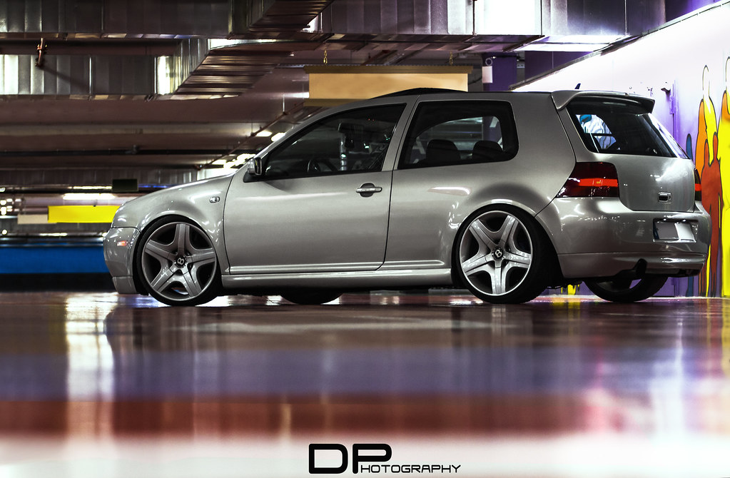 vw golf iv bentley wheels diegumball flickr. Black Bedroom Furniture Sets. Home Design Ideas