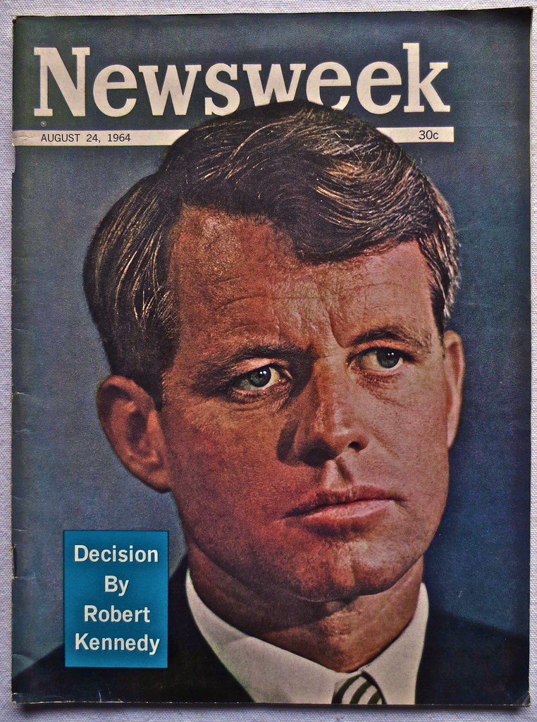 VINTAGE - NEWSWEEK 12/28/53 - DR. NORMAN VINCENT PEALE - VERY GOOD