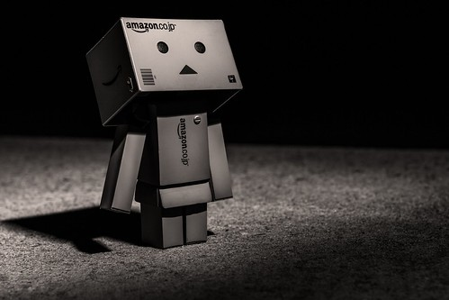 Danbo Was Once Lost but He Has Now Seen The Light