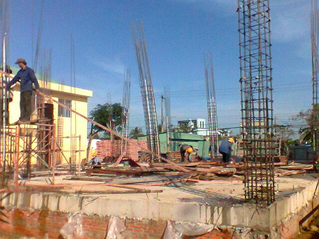 Lap Dung Cot Thep Hình Ảnh Lắp Đặt Cốt Thép