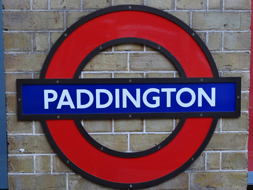 how to get from euston to paddington by tube