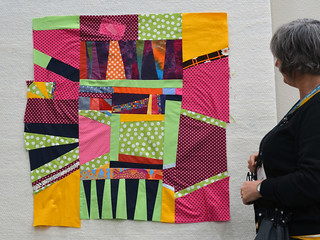 QUILTCON ~ Improv Round Robin 23 | by daintytime