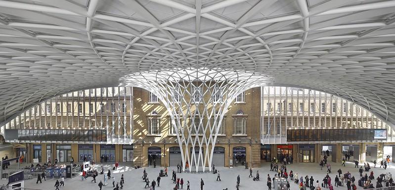 King's Cross Station, London, UNITED KINGDOM