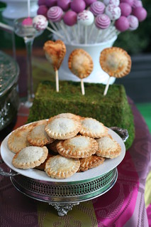 Hand Pies and Pie Pops on a Delicious Display | by Sweet Lauren Cakes