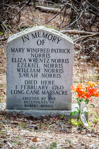Long Cane Creek Norris Memorial