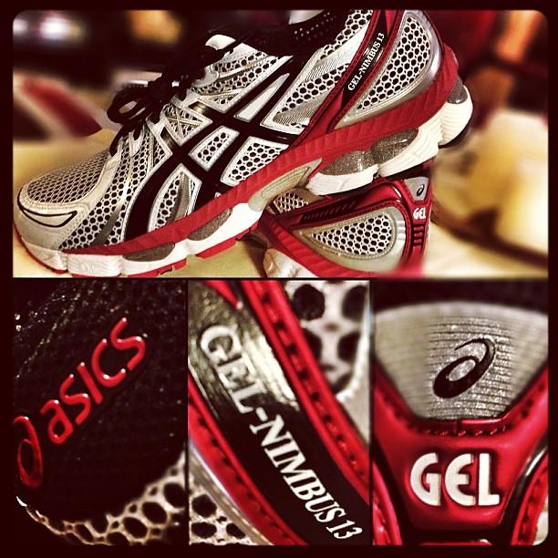 Asics Gel Numbus Size  E Running Shoe
