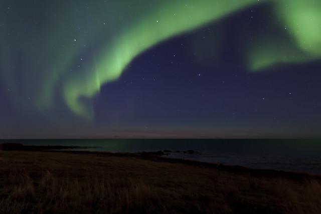 northern lights comet - photo #14