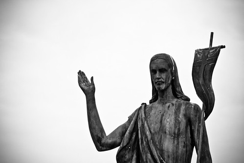 Resurrection Cemetery Statues | by je.brewer