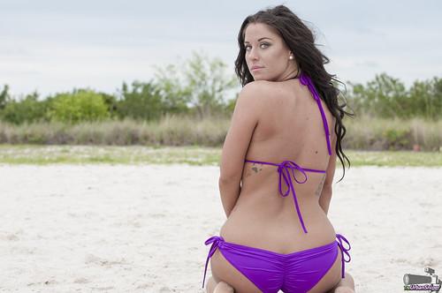 Purple Back Sitting Website Facebook Twitter