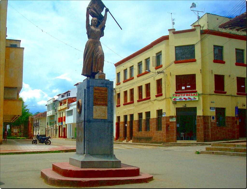 Colombia Santander Del Sur Socorro Santander Del Sur
