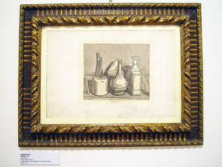 Giorgio Morandi: Lines of Poetry @ Estorick Collection of Modern Art | by everydaylife.style