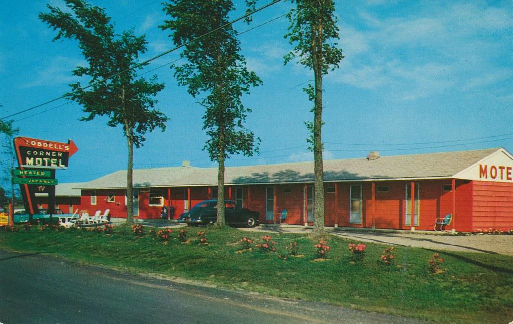 Lobdell's Corner Motel - Philadelphia, New York