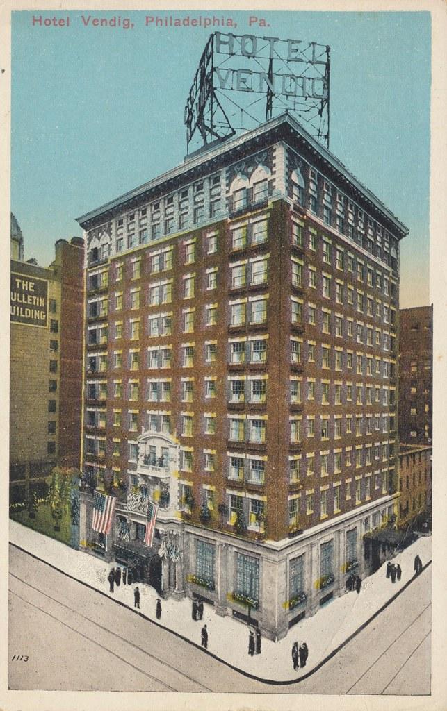 Hotel Vendig - Philadelphia, Pennsylvania