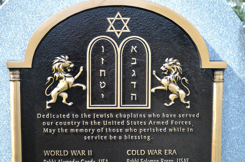 Jewish chaplains memorial detail upper chaplains hill flickr jewish chaplains memorial detail upper chaplains hill arlington national cemetery 2013 altavistaventures Image collections